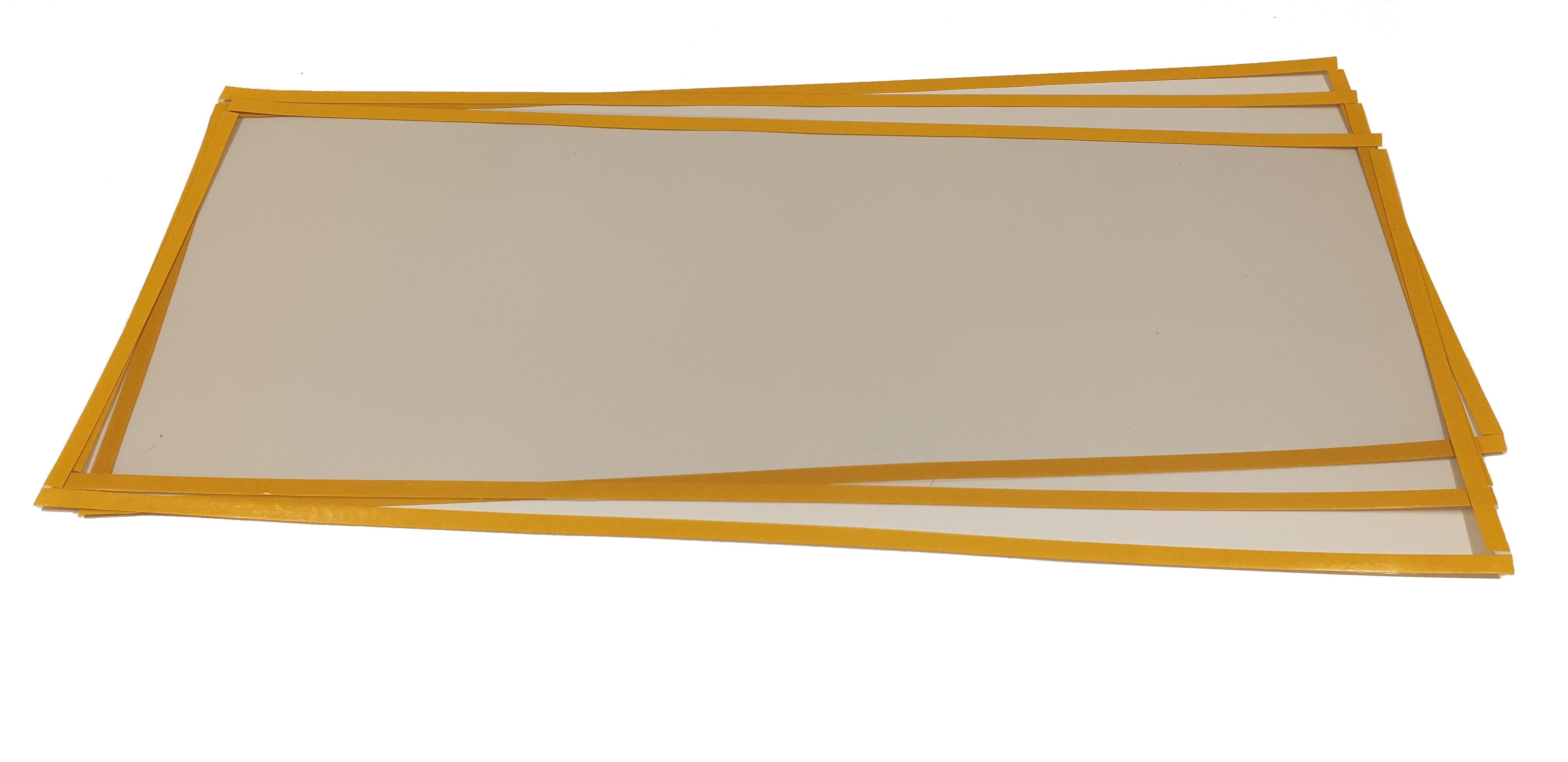 1 Pkg à 25 Stk. Schutzfolie f. Kabine OE 1500I