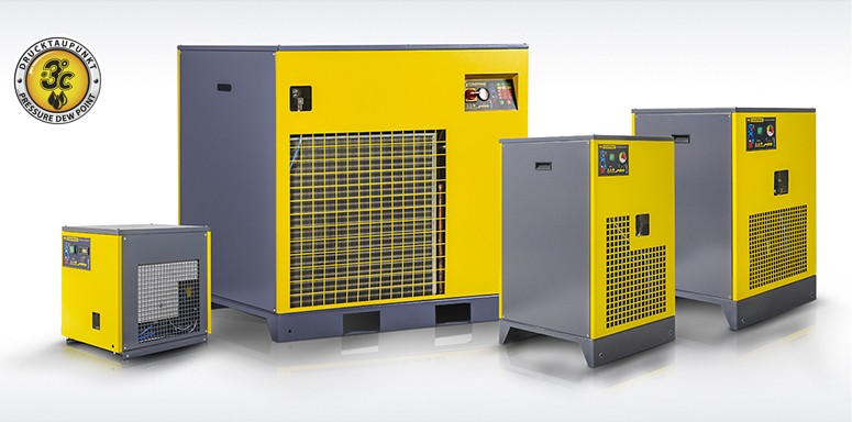 Druckluftkältetrockner RDX-Serie