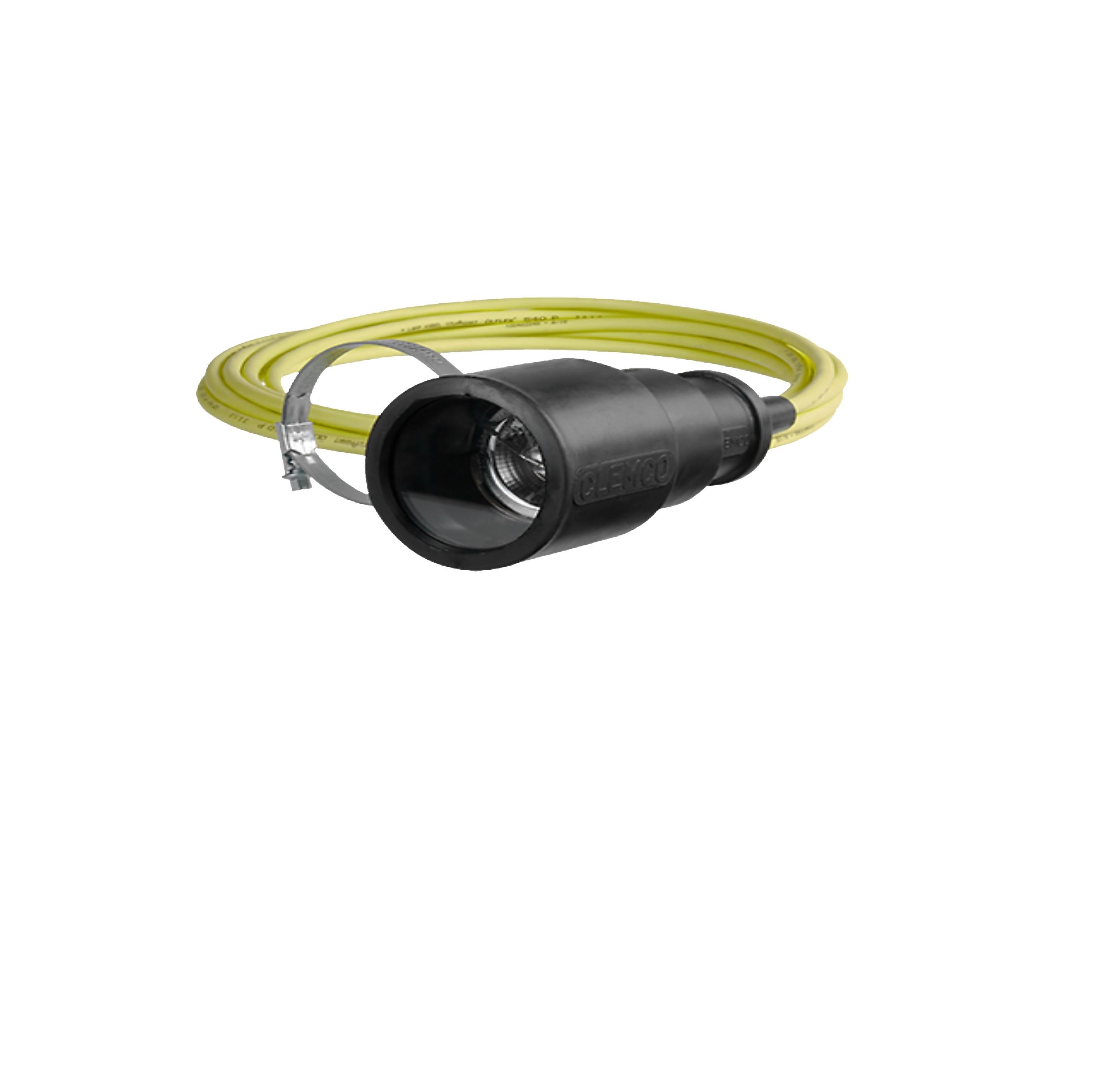 Strahlerlampe 12V/20 W m. 5m Kabel (ohne Stecker)