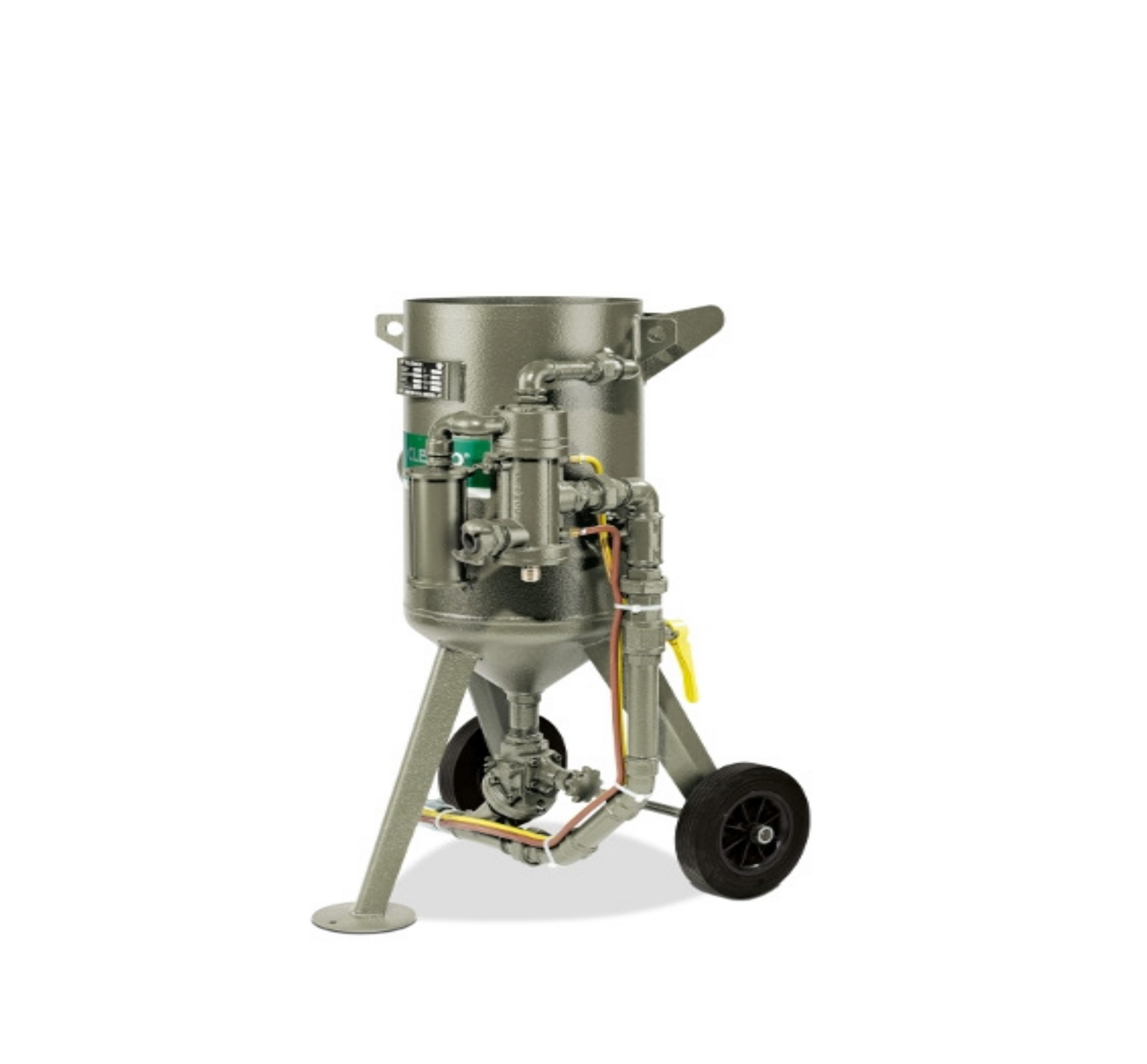 Strahlkessel SCW-1440 50l, mit FSV